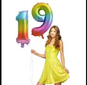 Cijfer Ballon 19