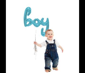 folieballon boy