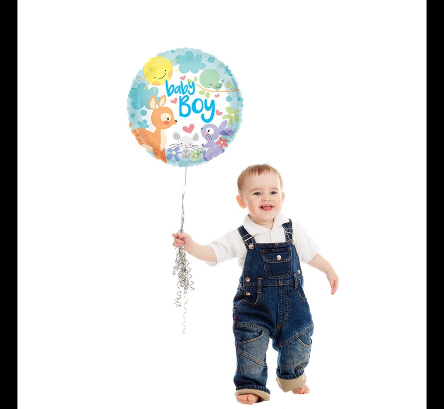 Baby ballon baby  boy