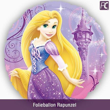 Folieballon Rapunzel