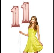 Helium Cijfer ballonnen 11