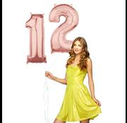 Helium Cijfer ballonnen 12