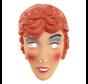 Moderne 50 jaar vrouw masker