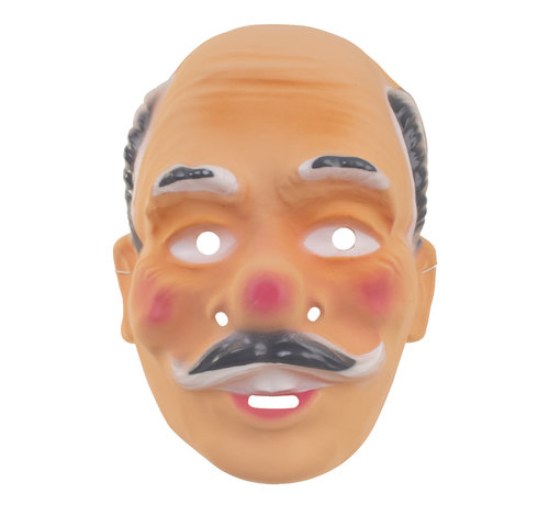 50 jaar masker Abraham