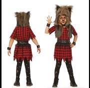 Weerwolf meiden pak