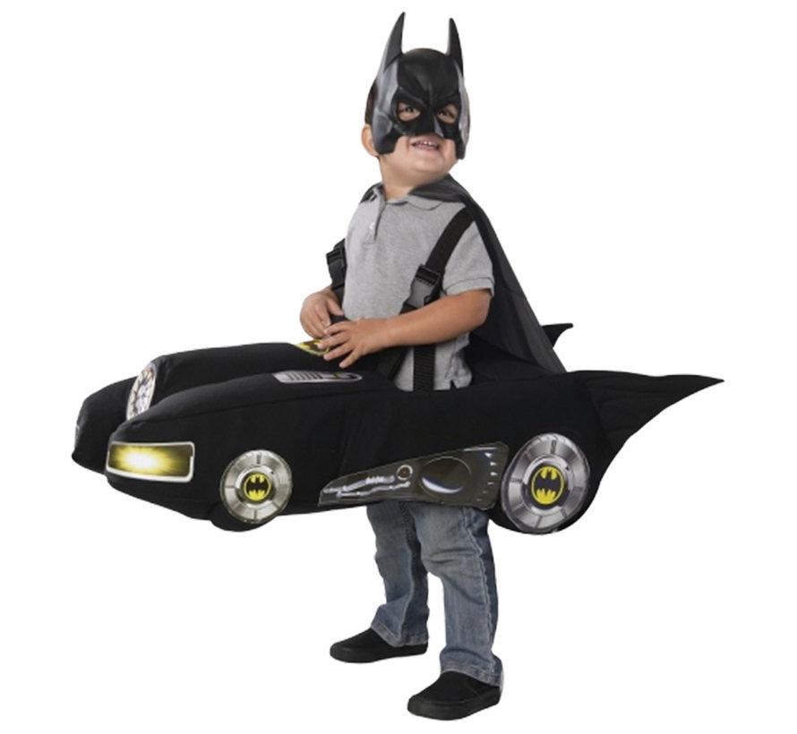 Superheld batmobile kostuum kind
