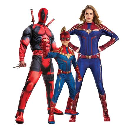 Marvel's Avengers kostuums en feestartikelen