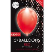 led ballonnen rood