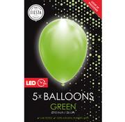 led ballonnen groen