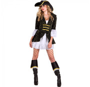 Piratenkleding Jennifer