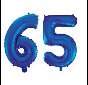 Folie ballonnen 65