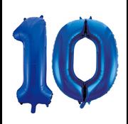 Folie ballonnen 10
