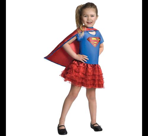 Supergirl kostuum voor meisje