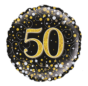 Folie-ballon 50 jaar
