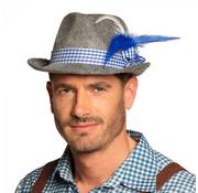 Heren Oktoberfest hoed