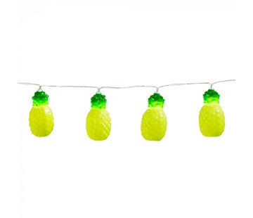 Ananas lampjes