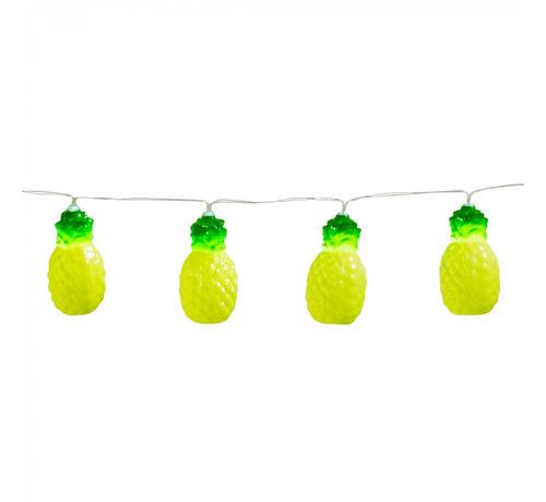 Led-lichtsnoer Ananas lampjes slinger