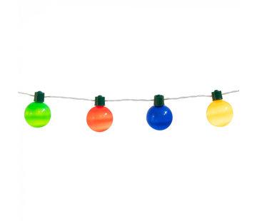 Gekleurde led lampjes