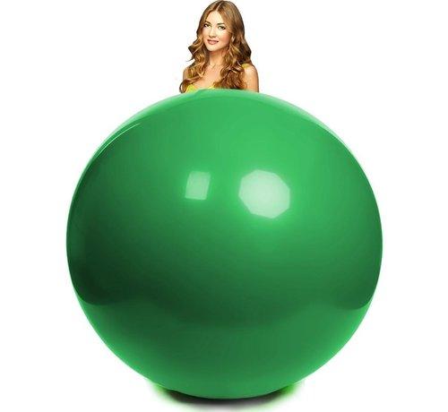 10 Groene mega ballonnen