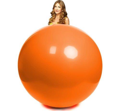10 Oranje mega ballonnen