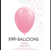 5 inch ballonnen roze