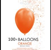 5 inch ballonnen oranje