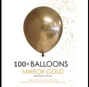 Kleine ballonnen goud
