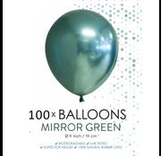 Kleine ballonnen groen