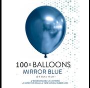 Kleine ballonnen blauw