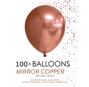 Kleine ballonnen koper
