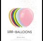 100 ballonnen mix 12 inch