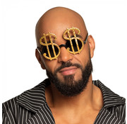 Partybril Dollarteken