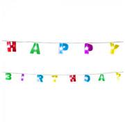 Led-lichtsnoer Happy Birthday