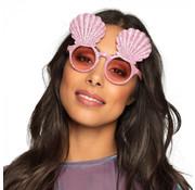 Partybril Zeemeerminnenschelp