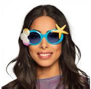 Partybril Zeeschelpen