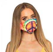 Mondkapje Hippie