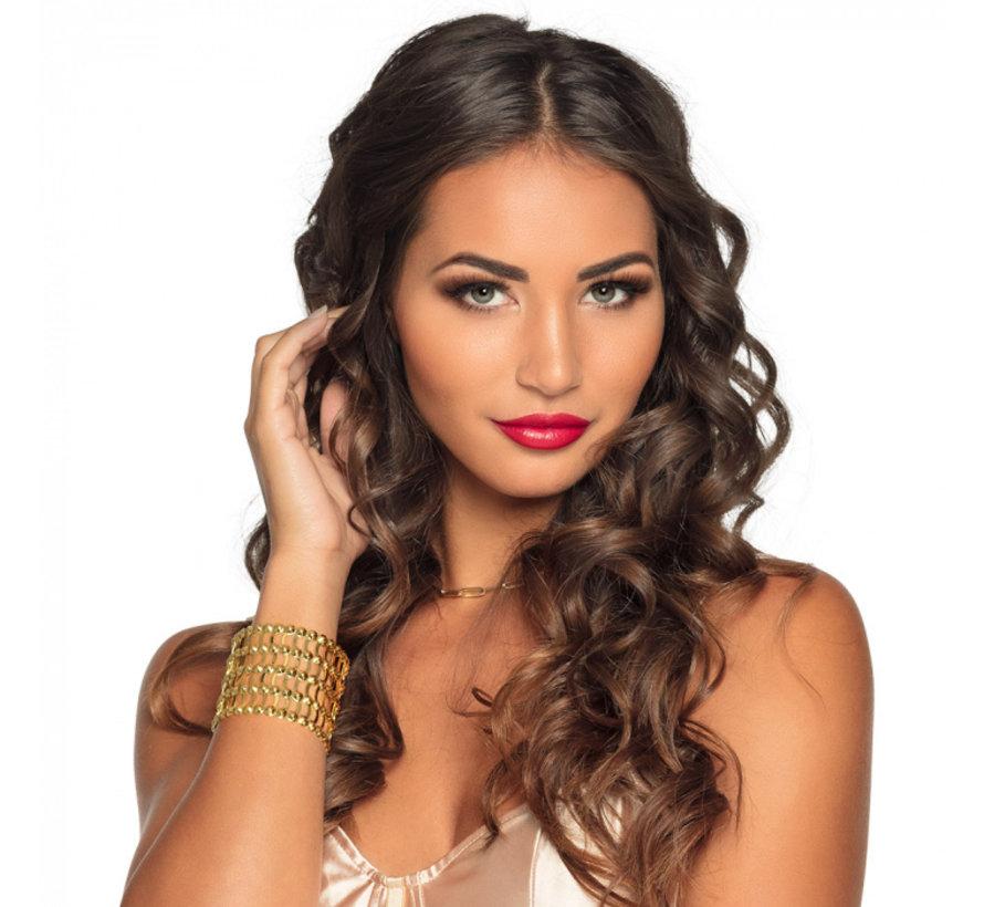 Armband Grace goud kleurig