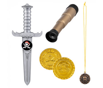 Piratenaccessoires set