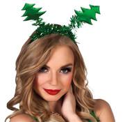 Kerstboom tiara