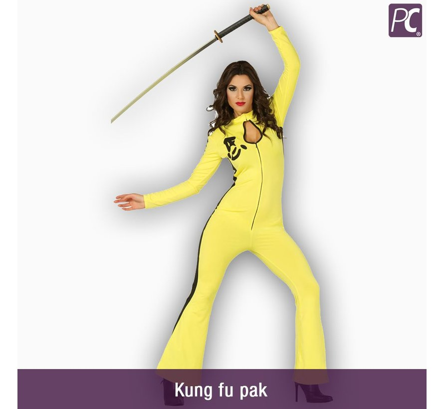 Kung fu outfit