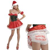 Fout kerstjurkje