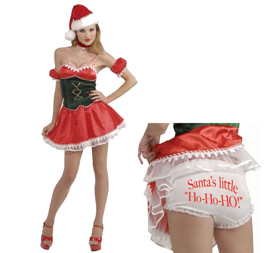 Fout kerstjurkje voor volwassenen
