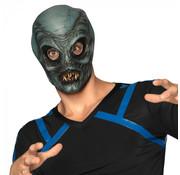 Latex hoofdmasker Alien