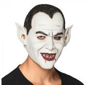 Hoofdmasker Vampier latex