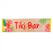 banner 'Tiki Bar'