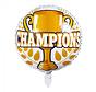 Folieballon 'Champions'