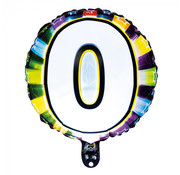led-folieballon 0