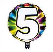 led-folieballon 5