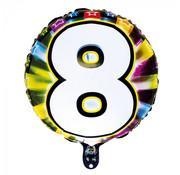 led-folieballon 8