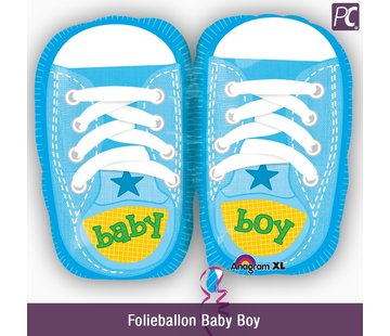 Folieballon Baby Boy
